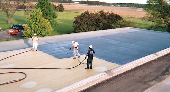 Why Spray Polyurethane Foam Roofing System Superior